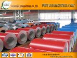Rote Farbe strich Stahlring Z40g PPGI vor