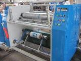 Ftrw-500 Película de estiramiento máquina de corte longitudinal y rebobinado