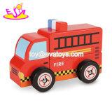 2018 Nueva llegada General Kit para coche de juguete de madera para niños W04A375
