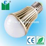 E27 de alta potência da lâmpada LED branca quente de 5 W (, Branco Frio)