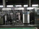 Machine de crème glacée complète 500L / H automatique