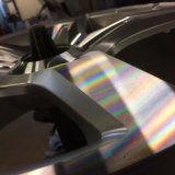 Torno Wrm28h de la rueda de la aleación del corte del diamante del torno del CNC de la rueda