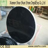 China Mongolia Black Granite Table Top