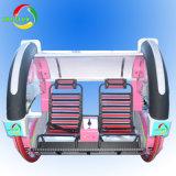 Disegno standard di Easyfun e giro felice dell'automobile dell'oscillazione dell'automobile del campo da giuoco di lusso di disegno