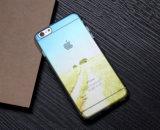 iPhone 5/5seのiPhone 6のSamsung A5/J2/J7/S7/S7edgeの可動装置または携帯電話カバーケースのための6s互換性のあるブランドのためのTPUの箱をaカスタム設計しなさい