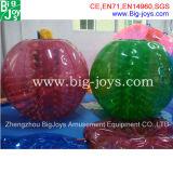 Aufblasbarer Luftblasen-Fußball, Karosserie Zorb Kugel, Stoßkugel (BJ-SP24)