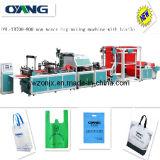 Máquina automática da selagem do saco de Onl-Xb700-800 Nowoven com punho