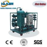 Máquina de filtración de aceite hidráulico de alta precisión