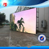 En el exterior del estadio de gran pantalla LED del panel de visualización de vídeo LED P10 del módulo de pantalla de LED