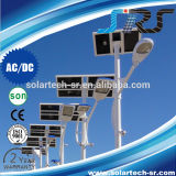 Indicatore luminoso di via solare di Pricewaterproof LED dell'indicatore luminoso di via di Solarsolar LED dell'indicatore luminoso di via
