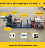 Сплавливание приклада HDPE юга 160h соединяя машину