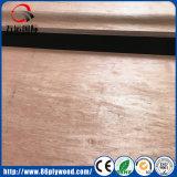 madeira compensada comercial laminada folheado de 18mm Bintangor Okoume