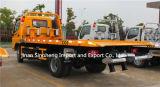 Camion di rimorchio a base piatta poco costoso del Wrecker di Foton 154HP di prezzi 4X2