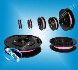 Flange di nylon Ceramic Pulley Guide con Ceramic Coating (HCR001) per Enamelling Machine