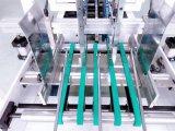 Dobrador profissional Gluer da caixa da pipoca da caixa da parte inferior do fechamento do ruído elétrico do fabricante (GK-780CA)