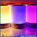 L'ultimo altoparlante senza fili variopinto astuto di Vesion L7 LED Bluetooth