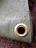 Tecla de bronze do ilhó de bronze de bronze do ilhó para o encerado/barraca