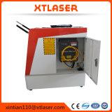 la machine d'inscription de laser de fibre entourée par Raycus de 20W 30W 50W Ipg avec protègent la couverture