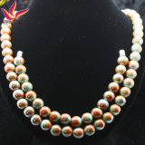 10mm Classic Best Friend Colares Beaded Costume Jewelry