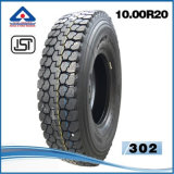 neumático radial 1000.20 1000 del carro del tubo interno del neumático 10.00r20 del carro 10.00r20 neumático del neumático de 20 carros