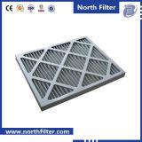 Filter van de Lucht van het Frame van het karton de Pre voor het Systeem van de Ventilatie