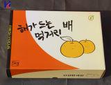 좋은 품질 과일에 의하여 주름을 잡는 포장 패킹 판지 상자