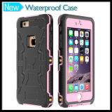 AppleのiPhoneのためのIP68 Certified Waterproof Shockproof Snowproof Dirtproof Protective言い分Cover 6 4.7 Inch