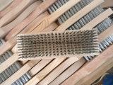 Профессиональная щетка чистки пояса стального провода с низкой ценой