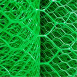 Gute Qualitätssechseckige normale Plastikfiletarbeit