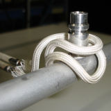 알루미늄 관 개머리판쇠 용접을%s Superaudio 주파수 감응작용 용접 놋쇠로 만드는 기계