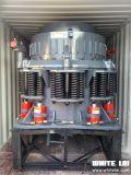 Речной гравий конусная дробилка мощностью 80-100 Унг