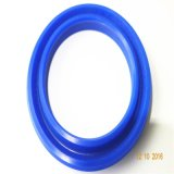 파란 색깔을%s 가진 PU 유압 물개