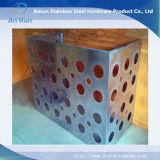Perforated алюминиевая крышка кондиционера для предохранения