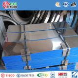 Feuille d'acier inoxydable d'ASTM TP304 avec le GV