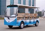 6つのシートのセリウムが付いている電気目撃バス中国製