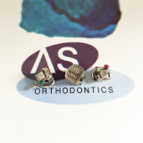 Tand Orthodontische Zelf het Afbinden van het Metaal Damon Steunen