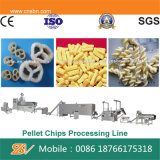 Nouvelle conception de puces d'alimentation en usine des collations Pellet Machine