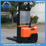 Elevador de elevação de alta qualidade de 1.6m Carregando empilhadeira elétrica de 1ton