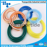 Flexible renforcé en fibre flexible et flexible en PVC