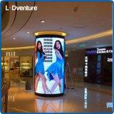 Крытый экран дисплея полного цвета гигантский СИД для рекламировать