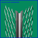 벽 보호 금속 코너 구슬/각 구슬 치장 벽토 증강