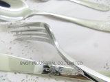 Jeu réglé de vaisselle plate d'acier inoxydable de Flatwre