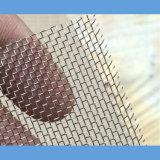 18, 20, maglia dello schermo della finestra della rete metallica dell'acciaio inossidabile delle 22 maglie/insetto/zanzara di obbligazione Maglia-Anti