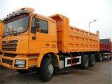 Despejar F3000 6X4 30t Shacman caminhão de caixa basculante