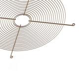 Net van de Bescherming van de Ventilator van de goede Kwaliteit het pvc Met een laag bedekte voor de Wacht van de Ventilator van het Staal