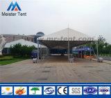 De duidelijke Tent van het Pakhuis van het Dak met Transparant pvc