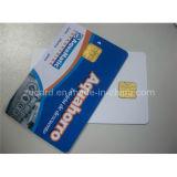 Cartão do transporte do smart card do cartão do contato