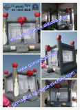 Happy gonfiabile Theme Bouncer per Wedding (MIC-978)