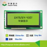 4.3 de grafische LCD van de MAÏSKOLF Stn PUNT van de Module 192X64 van het Scherm van de Vertoning