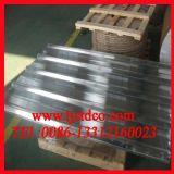 AA 3003 gewölbtes Aluminiumblatt des dach-3004 H24